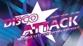 Bilety na Disco Attack
