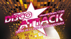 Bilety na Disco Attack 2018