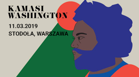 Bilety na Kamasi Washington