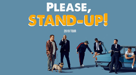 Bilety na Please Stand-up Tour 2019