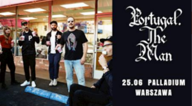 Bilety na koncert Portugal. The Man