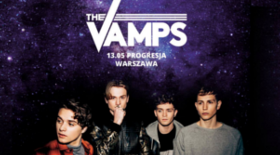Bilety na koncert The Vamps