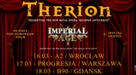 Bilety na koncerty Therion