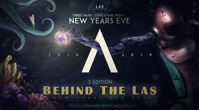Behind The Las NYE 2018/2019