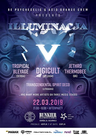 Illuminacja V -Tropical Bleyage & DigiCult & J.Thermobee + after