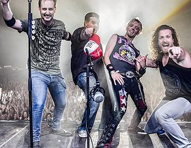 Black Stone Cherry, Photo credit Mick Hutson Photography