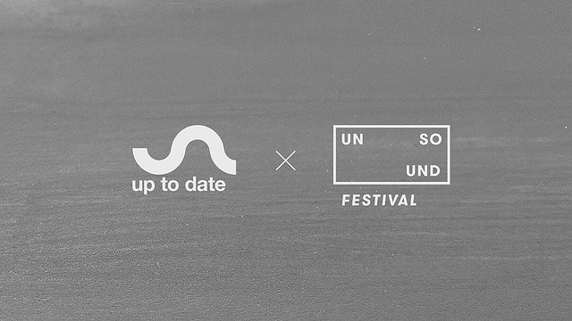 Unsound × Up To Date Festival