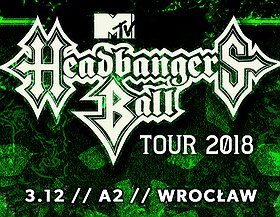 MTV Headbangers Ball Tour