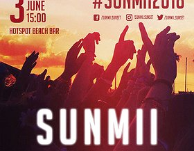 SUNMII Wrocław Sunset Party