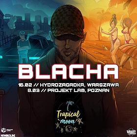 Koncerty: BLACHA - Poznań