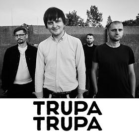 Bilety na Trupa Trupa - Warszawa