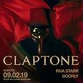 Koncerty: Mist pres. Claptone / Riva Starr / Doorly, Warszawa