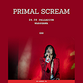 Hard Rock / Metal: Primal Scream , Warszawa