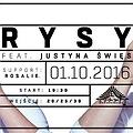 Koncerty: RYSY feat. Justyna Święs | support: Rosalie., Sopot