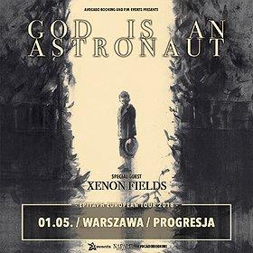 Concerts: God Is An Astronaut - Epitaph European Tour 2018