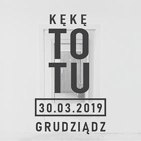 """Hip Hop / Reggae: KęKę """"To Tu"""" - Grudziądz"""