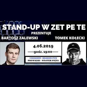 Stand-up: Stand-up: Bartosz Zalewski i Tomek Kołecki - Chorzów