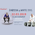 Hip Hop / Reggae: Żabson & WHITE 2115, Kraków