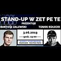 Stand-up: Bartosz Zalewski i Tomek Kołecki - Gliwice