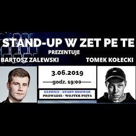Stand-up: Stand-up: Bartosz Zalewski i Tomek Kołecki - Gliwice