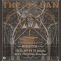 Concerts: THE OCEAN + ROSETTA - Kraków, Kraków