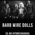 Koncerty: Barb Wire Dolls, Warszawa