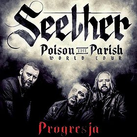 Bilety na Seether - Poison The Parish World Tour