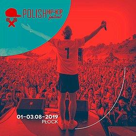 Bilety na POLISH HIP-HOP FESTIVAL PŁOCK 2019