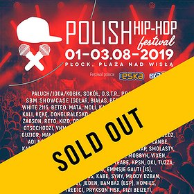 Festiwale: POLISH HIP-HOP FESTIVAL PŁOCK 2019