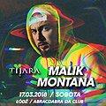 Koncerty: Malik Montana - Łódź, Łódź