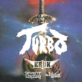 Concerts: TURBO, Kruk, Event Urizen, the Walkers