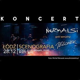Koncerty: Normalsi | Jelonek