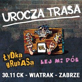 Łydka Grubasa + Lej Mi Pół