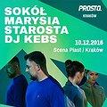 Koncerty: Sokół & Marysia Starosta Dj.Kebs, Kraków