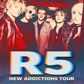 Koncerty: R5