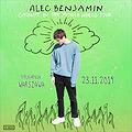 Pop / Rock: Alec Benjamin, Warszawa