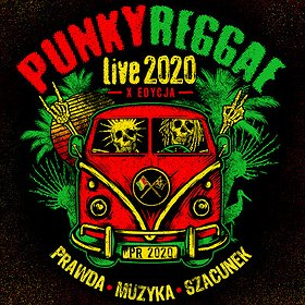 PUNKY REGGAE live 2020 - Poznań