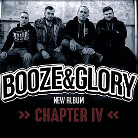 Koncerty: Booze & Glory - premiera albumu Chapter IV