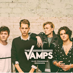 Koncerty: The Vamps