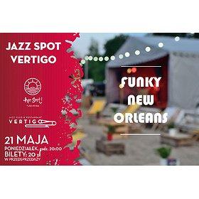 Koncerty: Jazz'Spot Vertigo: Funky New Orleans