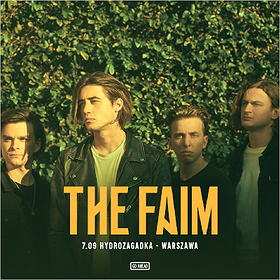 Koncerty: The Faim