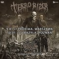 "TERRORIZER ""Caustic Attack European Tour"" + Skeletal Remains - Warszawa"