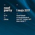 Events: PHILIPP STRAUB (AUT) / Roof Party Kraków, Kraków