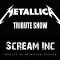 Tribute to Metallica show - Scream INC