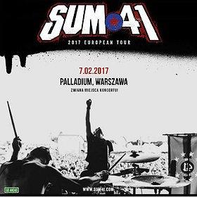 Koncerty: Sum 41