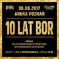 Koncerty: X-lecie BOR, Poznań