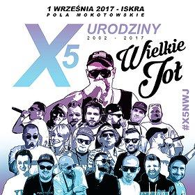 Bilety na X5 NWJ – 15 URODZINY WIELKIE JOŁ