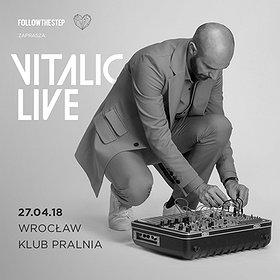 Imprezy: Vitalic - Wrocław
