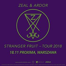 Koncerty: Zeal & Ardor