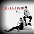 Koncerty: BIAŁAS & LANEK, Sopot